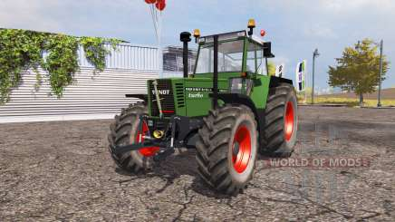 Fendt Favorit 615 LSA Turbomatic v2.0 pour Farming Simulator 2013