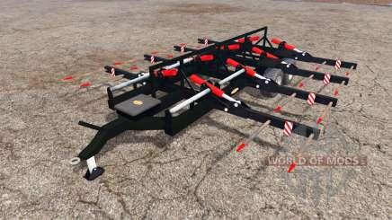 Ritchie bale trailer pour Farming Simulator 2015