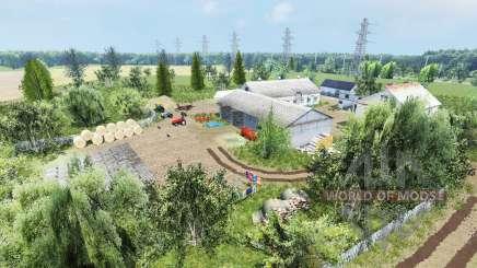 Jasienica v2.0 für Farming Simulator 2013