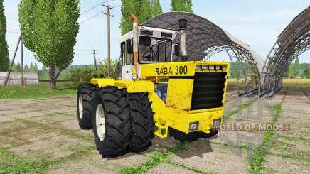 RABA Steiger 300 pour Farming Simulator 2017