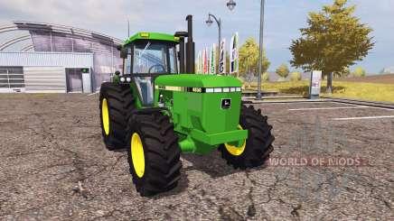 John Deere 4850 v2.0 pour Farming Simulator 2013