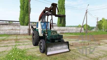 UMZ 6L grapple für Farming Simulator 2017