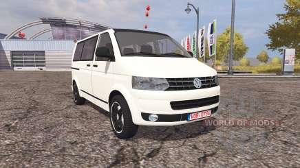 Volkswagen Transporter (T5) v2.0 für Farming Simulator 2013