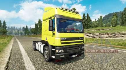 DAF CF 85 v1.5 pour Euro Truck Simulator 2