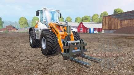 Liebherr L538 pour Farming Simulator 2015