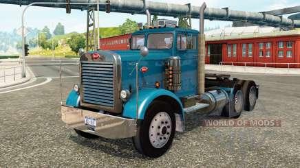 Peterbilt 351 v4.0 pour Euro Truck Simulator 2