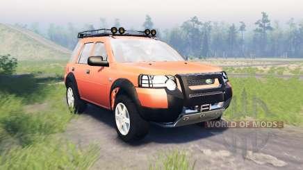 Land Rover Freelander v1.1 pour Spin Tires