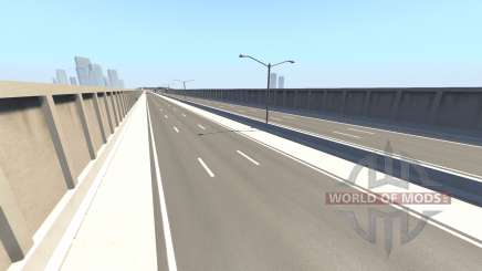 Matrix freeway v1.7 pour BeamNG Drive