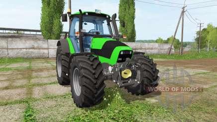 Deutz-Fahr Agrotron 165 Mk3 v3.3 für Farming Simulator 2017