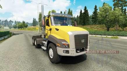 Caterpillar CT660 pour Euro Truck Simulator 2