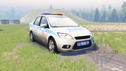 Ford Focus (DB3) ДПС pour Spin Tires