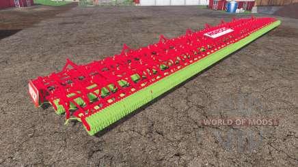 HORSCH cultivator pour Farming Simulator 2015