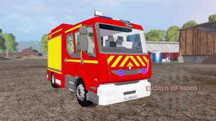 Renault Midlum FPTL pour Farming Simulator 2015