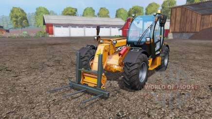 JCB 535-95 v1.2 für Farming Simulator 2015