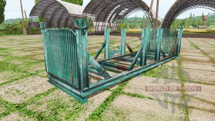Woodpile pour Farming Simulator 2017