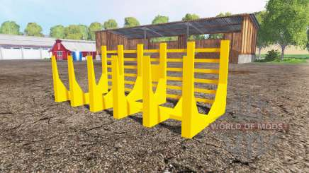 Holzpolter set pour Farming Simulator 2015