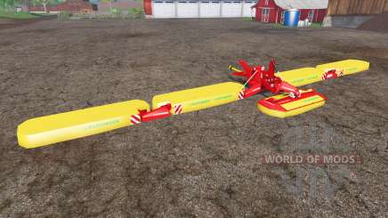 POTTINGER Novadisc pour Farming Simulator 2015