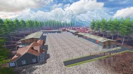 Retreatet pour Farming Simulator 2015
