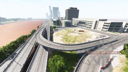 Expressway classic für BeamNG Drive