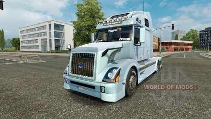 Volvo VNL 670 v1.4.2 pour Euro Truck Simulator 2