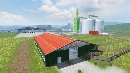 Farm central für Farming Simulator 2013