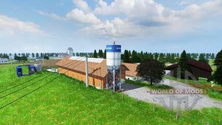 Kleinberghofen v2.0 für Farming Simulator 2013