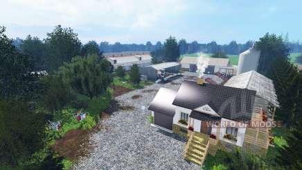 Na zadupiu pour Farming Simulator 2015