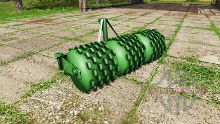 Fendt silowalze pour Farming Simulator 2017