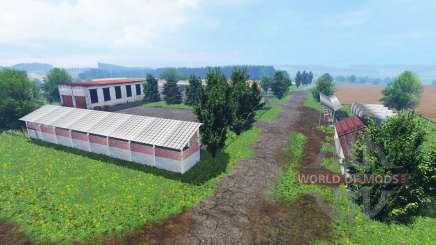 Région de tcherkassy pour Farming Simulator 2015