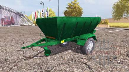 AMAZONE fertilizer spreader für Farming Simulator 2013
