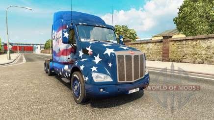Peterbilt 579 v1.4 für Euro Truck Simulator 2
