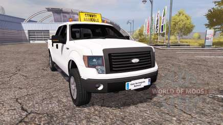 Ford F-150 convoi agricole pour Farming Simulator 2013