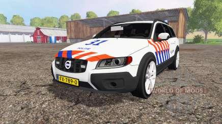 Volvo XC70 D5 Politie für Farming Simulator 2015