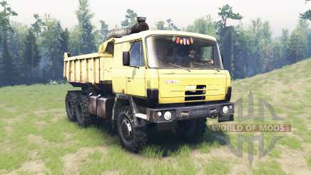 Tatra 815 pour Spin Tires