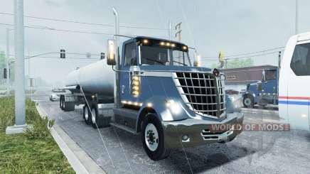 International LoneStar traffic pour American Truck Simulator