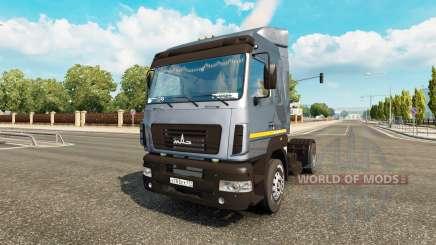 MAZ 5440Е9-520-031 pour Euro Truck Simulator 2