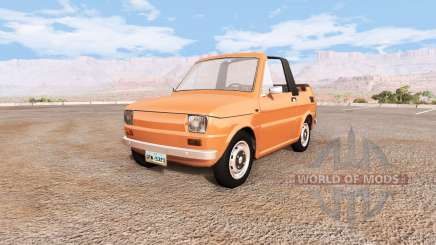 Fiat 126p v7.0 pour BeamNG Drive