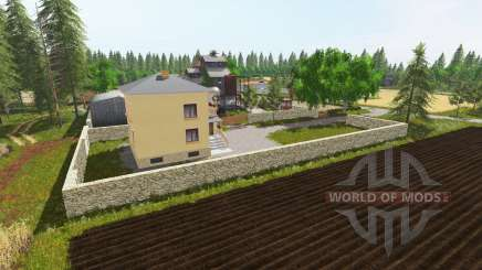 Polish village pour Farming Simulator 2017