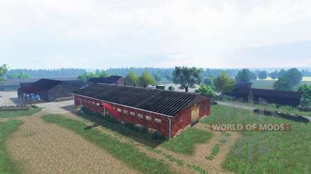 Made In Germany v0.91 pour Farming Simulator 2015