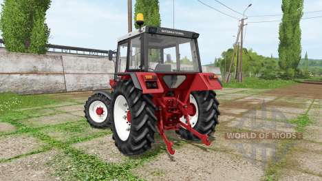International Harvester 844 v1.2 für Farming Simulator 2017