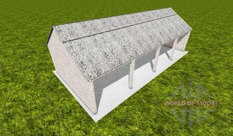 Garage für Farming Simulator 2015