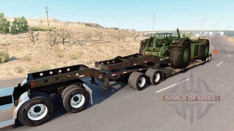 Fontaine Magnitude 55L Kalmar pour American Truck Simulator