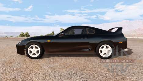 Toyota Supra engine pack v2.2 pour BeamNG Drive