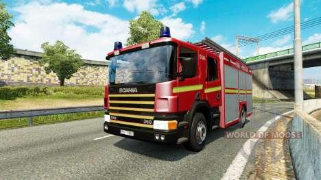 Truck traffic pack v2.3 pour Euro Truck Simulator 2