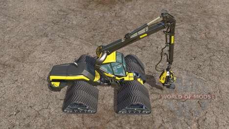 PONSSE Scorpion quadtrac pour Farming Simulator 2015