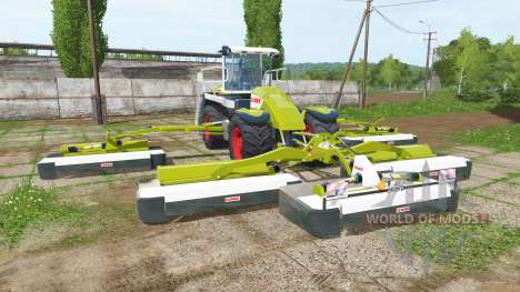 CLAAS Cougar 1400 v2.1 für Farming Simulator 2017