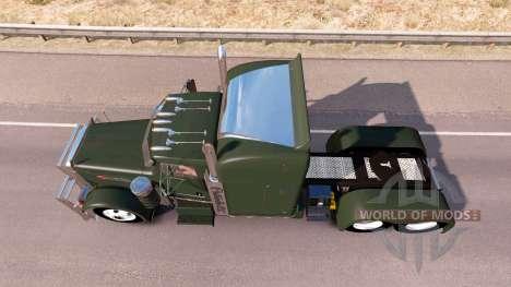 Peterbilt 379 v2.6 für American Truck Simulator