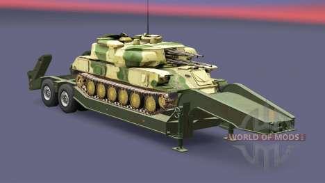 Military cargo pack v1.7.2 für Euro Truck Simulator 2
