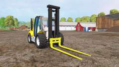 Caterpillar forklift für Farming Simulator 2015