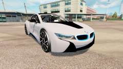 BMW i8 (I12) v2.0 pour Euro Truck Simulator 2